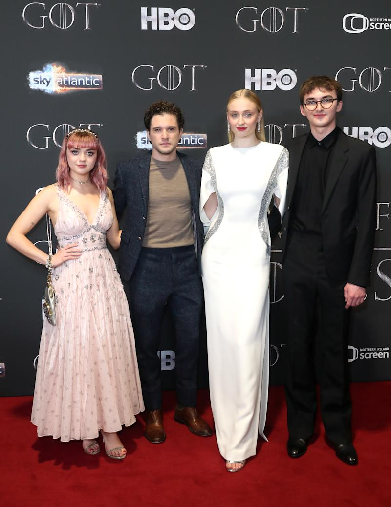 Bran's 'Game Of Thrones' Finale Surprise For Isaac Hempstead Wright
