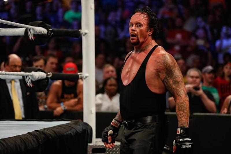 The Undertaker to reveal WrestleMania 33 plans on SmackDown Live