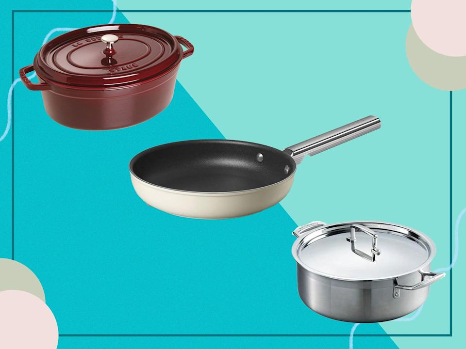 We considered the weight, size, shape and how well the pan conducts heat as well as their resilience  (The Independent )