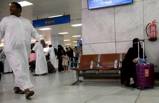 """Saudi Arabia's easing of travel restrictions on women earlier this year was hailed as a historic leap for gender equality, but it also drew anger from hardliners backing male """"guardianship"""" rules"""