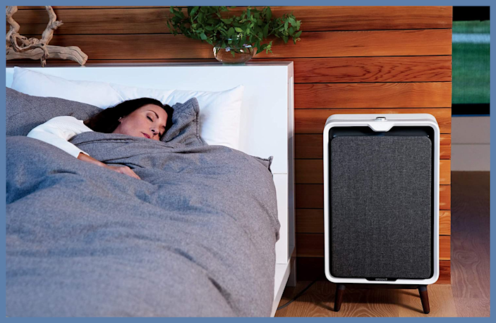 Bissell air320 Smart Air Purifier (Photo: Amazon)