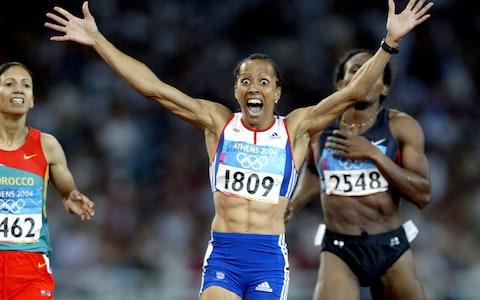Dame Kelly Holmes - Credit: Russell Cheyne