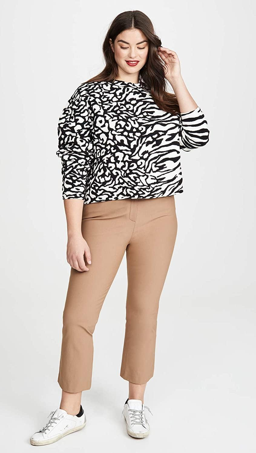 <p>These <span>Theory Crop Pants</span> ($90-$153) would look cute with sneakers and a sweater.</p>