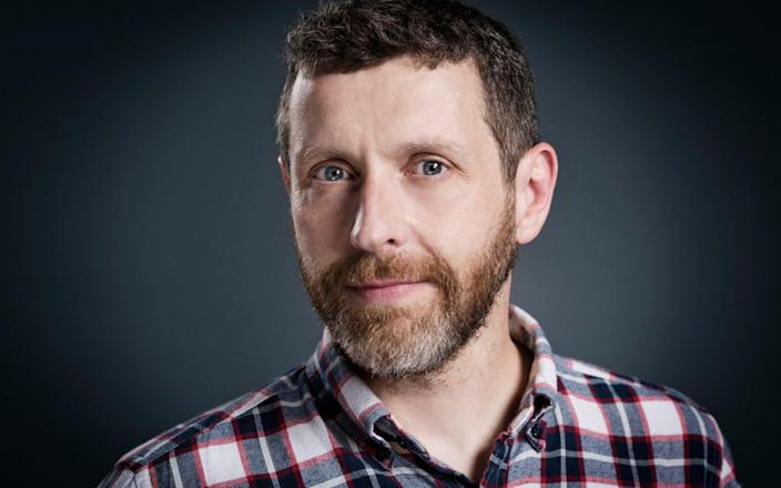 The key to cracking cryptic crossword clues is to ignore their surface meaning, explains Dave Gorman - Television Stills