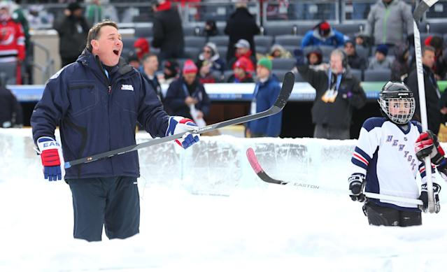 Mike Milbury would consider coaching Bruins, so fear not Boston fans