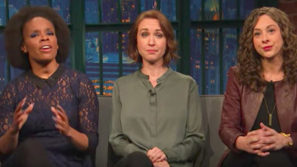 'Late Night' Writers Deliver The Perfect Response To Harvey Weinstein