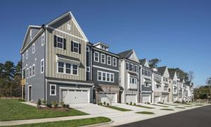 In addition to Townes at North Salem, TRI Pointe Homes anticipates opening seven new communities in the next 18 months.