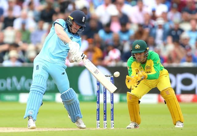 Australia were bested by England in the World Cup at the semi-final stage (Nigel French/PA)