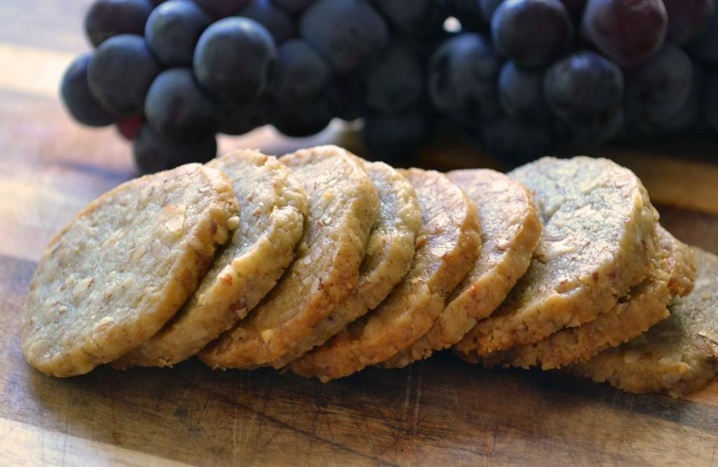 "<div class=""caption-credit""> Photo by: Julie Van Rosendaal</div><div class=""caption-title""></div><b>Blue Cheese & Pecan Shortbread</b> <br> Who says shortbread has to be sweet? As if a wine and cheese party wasn't classy enough on its own... this savory shortbread is the perfect thing to complete your cheese platter or to nibble with wine. <br> <a href=""http://www.babble.com/best-recipes/10-things-to-do-with-shortbread/#blue-cheese-pecan-shortbread"" target=""""><i>Get the recipe</i></a> <br>"