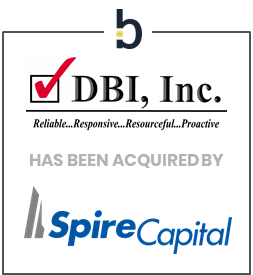 Bridgepoint acted as the sole sell-side financial advisor to DBI on their majority recapitalization to Spire Capital.