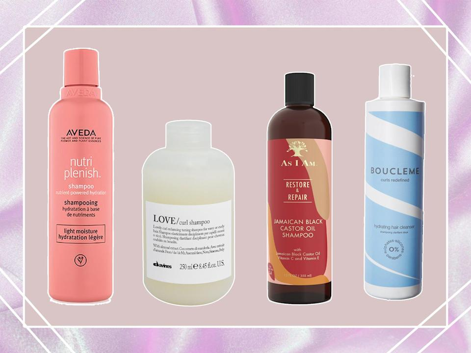 We picked products that avoid sulphates which dry out hair  (The Independent/ iStock)