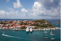 """<p>There's a reason the society set has escaped to St. Barthelémy for decades each winter. Known for its pristine, white-sand beaches; jewel-toned waters, fabulous nightlife, and impeccable shopping. St. Barths is a must-visit destination for those seeking the epitome of Caribbean elegance and leisure.</p><p>We can't wait to finally visit <a href=""""https://www.rosewoodhotels.com/en/le-guanahani"""" rel=""""nofollow noopener"""" target=""""_blank"""" data-ylk=""""slk:Rosewood Le Guanahani"""" class=""""link rapid-noclick-resp"""">Rosewood Le Guanahani</a> upon its grand re-opening on St. Barths this fall which will be the only full-service resort on the entire island.</p>"""
