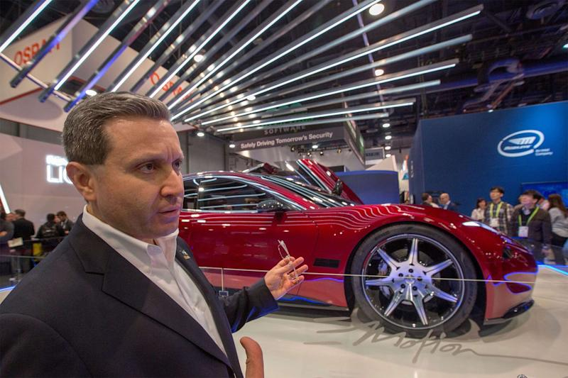 Quanergy CEO Leaves After Driverless Tech Unicorn Stumbles