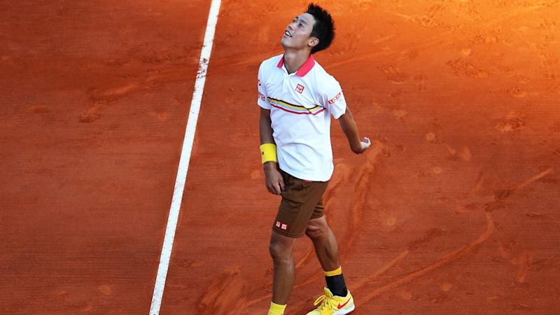 Nishikori fights back to reach Monte Carlo final