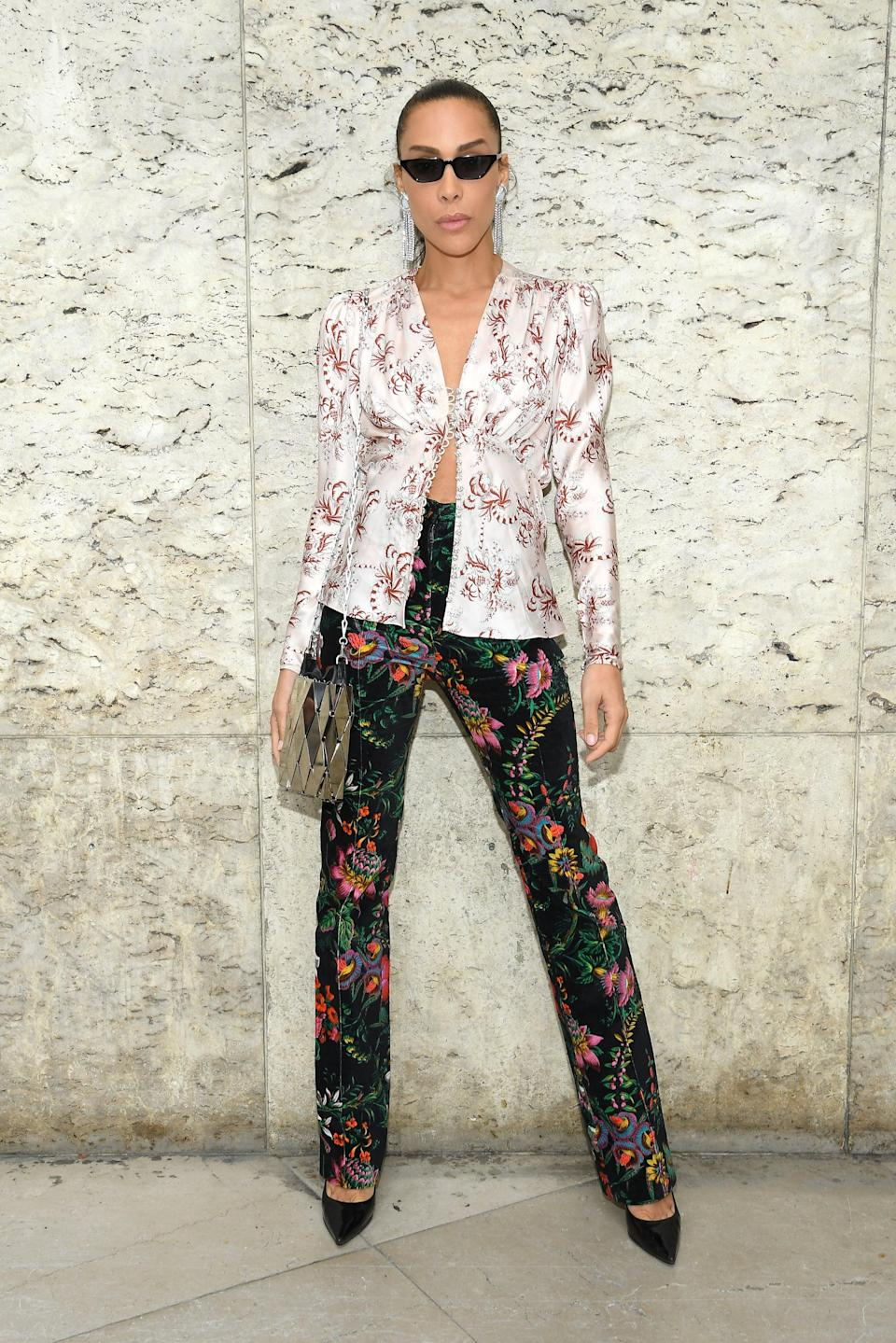 <p>In 2013, Ines was the first openly transgender model to be featured in <strong>Playboy</strong>. The French model is a major LGBTQ+ activist and often speaks out about it on her Instagram.</p>
