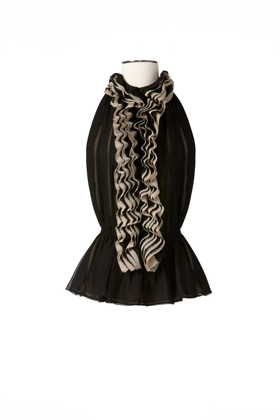 <b>Robert Rodriguez for Target + Neiman Marcus Holiday Collection Top</b><br><br> Price: $79.99<br><br> Size: XS – XL<br><br>