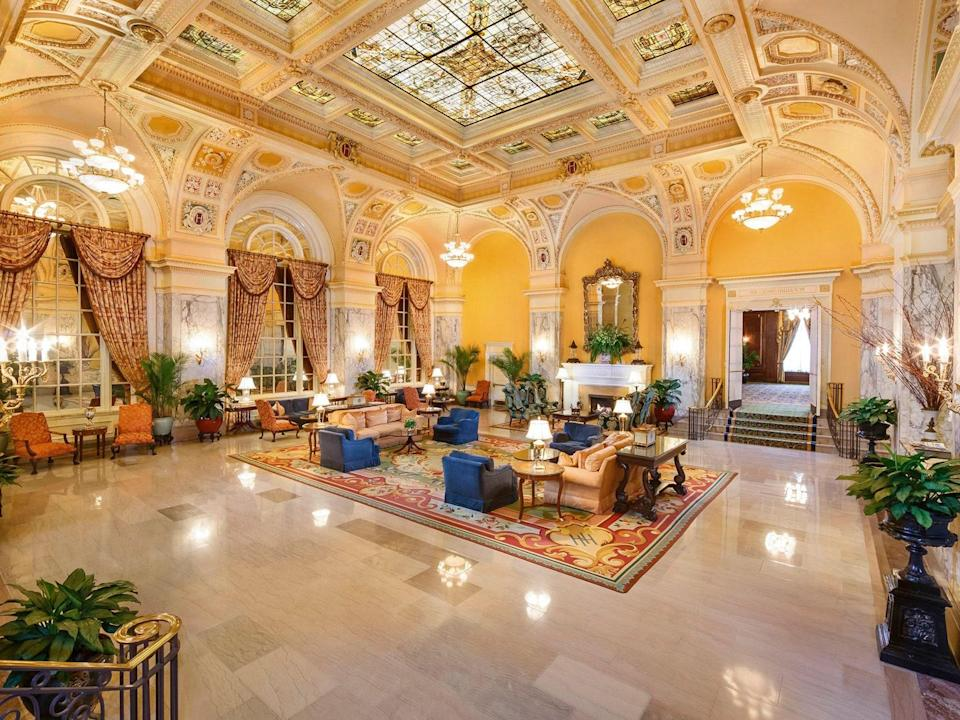 "<p><strong>How did it strike you on arrival?</strong><br> The gilded entrance to the Hermitage Hotel immediately transports visitors to a different era of glamorous travel and dressed up travelers.</p> <p><strong>What's the crowd like?</strong><br> For more than a century, the Hermitage has been the gold standard of Nashville accommodations. Its visitors mimic that mentality (i.e. you shouldn't wander into the lobby in your scrubs). A good number of guests are passing through for meetings, while others frequently stop in before a show at TPAC or War Memorial.</p> <p><strong>Tell us about the rooms.</strong><br> At an average of 500 square feet per room, the Hermitage Hotel offers more space than other downtown stays. Each room is outfitted with all the standard luxury amenities, including robes and Nespresso machines.</p> <p><strong>We're craving some deep, restorative sleep. They got us?</strong><br> Beds are so plush, you won't want to get out of bed in the morning. There's even an in-room pillow menu offering down, buckwheat, and memory foam.</p> <p><strong>How are the bathrooms?</strong><br> Decor at the Hermitage is old-fashioned, though not necessarily dated: Bathrooms are equipped with a soaking tub, in-mirror TVs, and Molton Brown toiletries that leave you feeling like a million bucks.</p> <p><strong>Maybe the most important topic of all: Wi-Fi. What's the word?</strong><br> Free Wi-Fi; no complaints.</p> <p><strong>What do they have for food and drink?</strong><br> The burger at the <a href=""https://www.cntraveler.com/bars/nashville/oak-bar-at-the-hermitage-hotel?mbid=synd_yahoo_rss"" rel=""nofollow noopener"" target=""_blank"" data-ylk=""slk:Oak Bar"" class=""link rapid-noclick-resp"">Oak Bar</a> is one of the best in town, and the drinks aren't shabby either. Have a nightcap there, then pop into the green-striped men's bathroom, which is one of Nashville's most photographed landmarks.</p> <p><strong>Staff: If you could award one a trophy, who gets it, and why?</strong><br> The valet service greets you at the door with a smile, setting the standard for a remarkable stay.</p> <p><strong>What did we miss?</strong><br> As a celebration of the 100th anniversary of the ratification of the 19th amendment (the one granting women suffrage), that had much of its final push take place in the halls of the Hermitage, the hotel is planning a year's worth of special events including a display of the hotel's suffrage related artifacts, a series of teas teaching about the history of the movement and music series featuring local women in the lobby.</p> <p><strong>Bottom line: worth it?</strong><br> Yep. This hotel has been around since 1910 and is the best option in town for those who love history and opulence.</p>"
