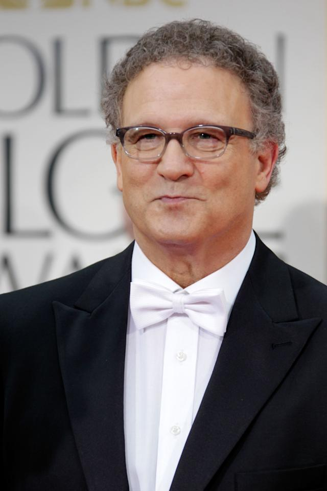 "Albert Brooks took time to react to his ""Drive"" snub. ""I got ROBBED. I don't mean the Oscars, I mean literally. My pants and shoes have been stolen."" he wrote <a target=""_blank"" href=""https://twitter.com/albertbrooks"">on Twitter</a>, before referencing an awkward awards speech from Sally Field. ""And to the Academy: 'You don't like me. You really don't like me.'"""