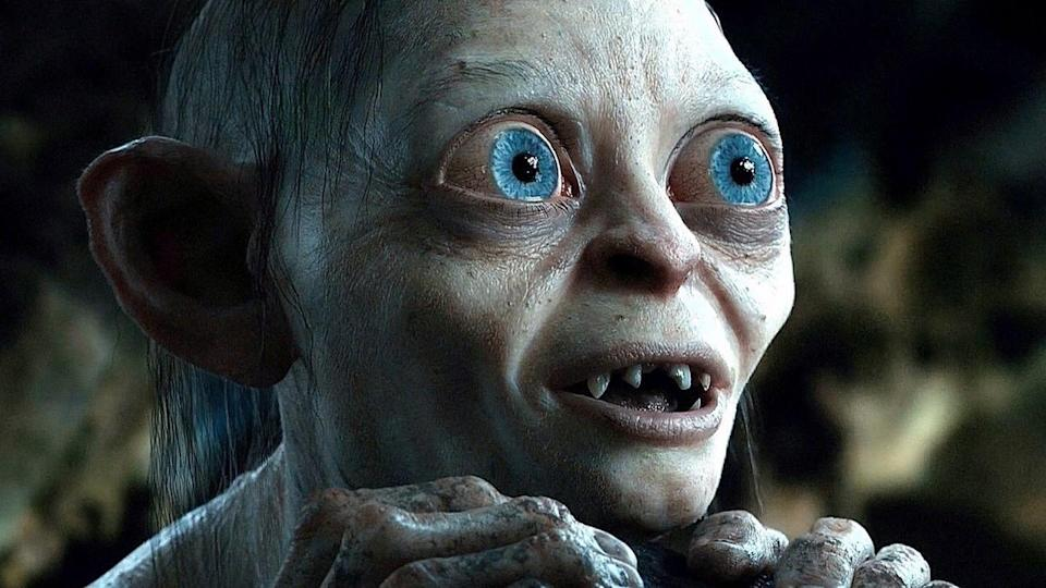 Andy Serkis as Gollum (New Line Cinema)