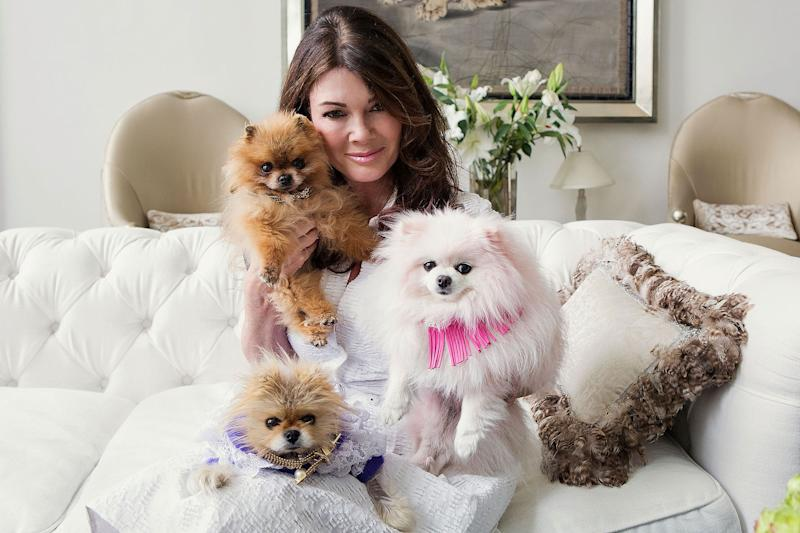 Lisa Vanderpump's Dog Pikachu Dies — Her Second Pomeranian to Go to Puppy Heaven in Just Over a Week
