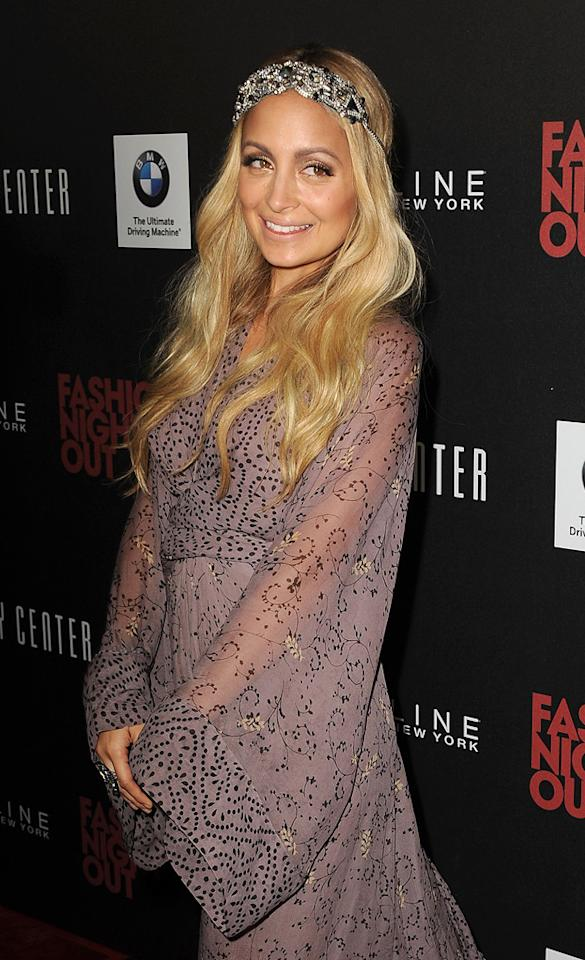 """Nicole Richie (""""The Simple Life"""") turns 30. Jordan Strauss/<a href=""""http://www.wireimage.com"""" target=""""new"""">WireImage.com</a> - September 8, 2011"""