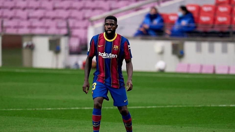 Samuel Umtiti | Quality Sport Images/Getty Images