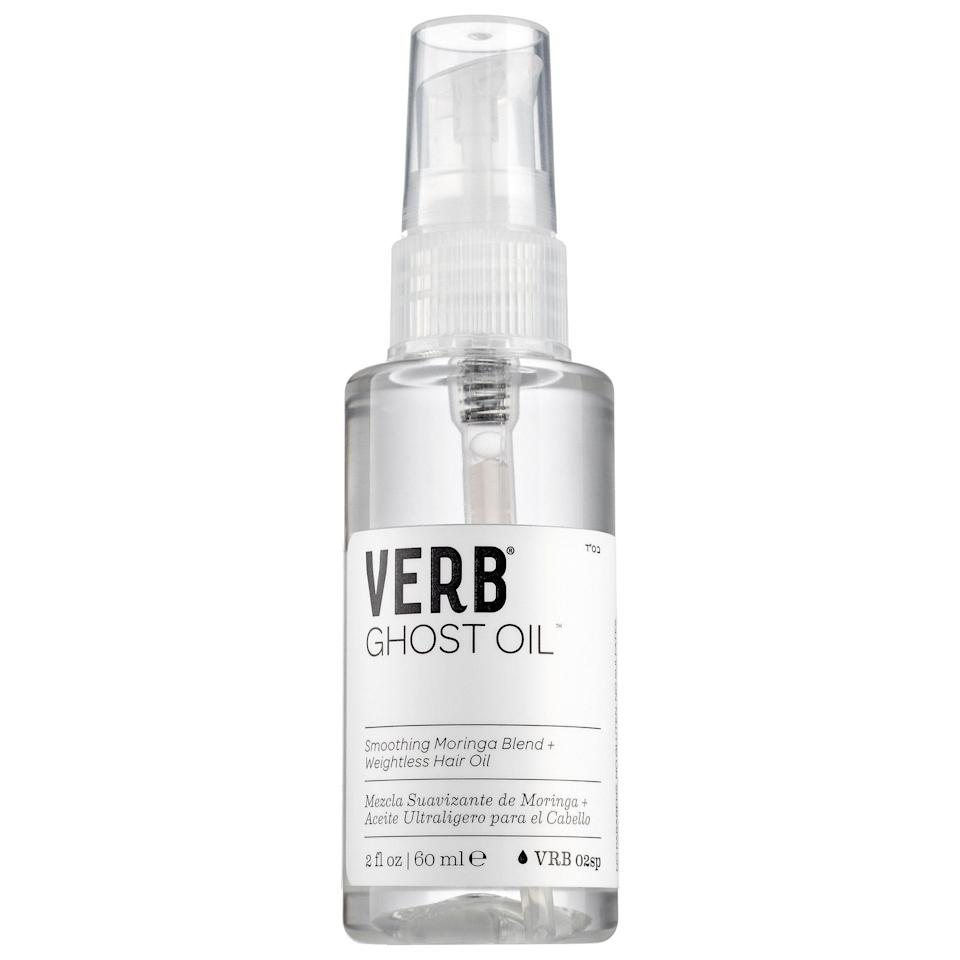 "<p><strong>Verb</strong></p><p>sephora.com</p><p><strong>$18.00</strong></p><p><a href=""https://go.redirectingat.com?id=74968X1596630&url=https%3A%2F%2Fwww.sephora.com%2Fproduct%2Fverb-ghost-weightless-hair-oil-P399992&sref=https%3A%2F%2Fwww.goodhousekeeping.com%2Fbeauty%2Fhair%2Fg34838457%2Fbest-natural-hair-products%2F"" rel=""nofollow noopener"" target=""_blank"" data-ylk=""slk:Shop Now"" class=""link rapid-noclick-resp"">Shop Now</a></p><p>There are oils that sit atop the hair and then there's this magical Verb find. The oil is <strong>practically weightless and helps to hydrate and add sheen to lifeless, dull locks.</strong> But be warned, a little goes a long way. You only need a dime-sized amount of this oil to see your curls transform.</p>"
