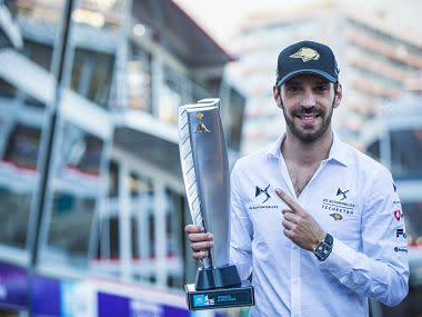Reigning Formula E champion and Techeetah driver Jean-Eric Vergne scored a lights-to-flag victory to become the first repeat winner of the 2018-19 season.