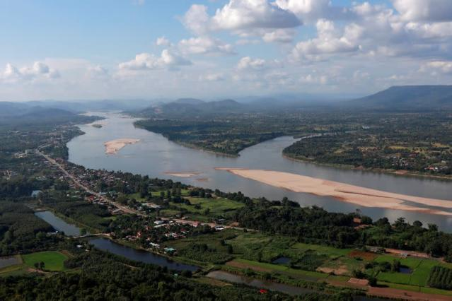 Water wars: Mekong River another front in U.S.-China rivalry