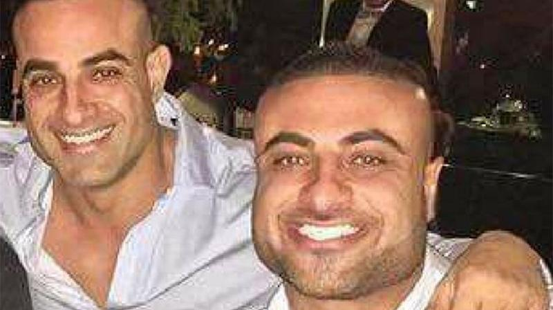 Brothers Steve and Jeff Nasr were also killed in the crash. Source: 7 News