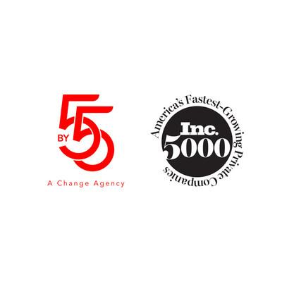 5by5 Agency Ranks on Inc. 5000 List Two Years' Running