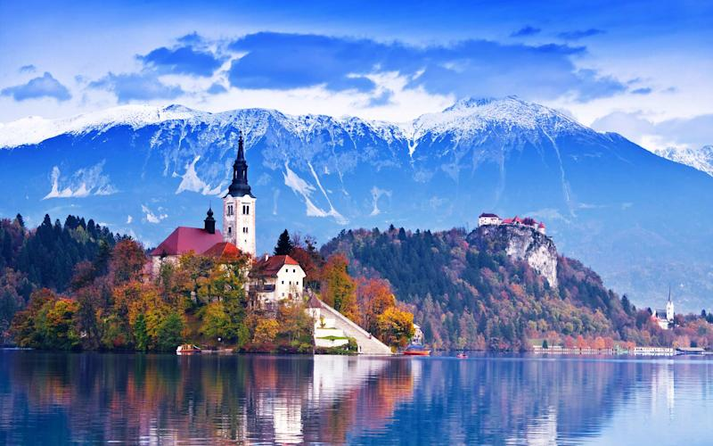 Lake Bled, Slovenia, could be an option for later in the year - istock