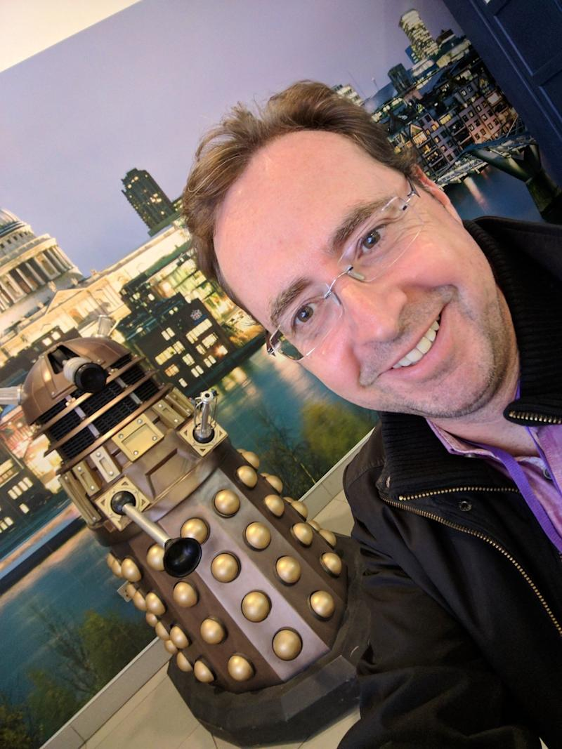 Jim Edwards dalek