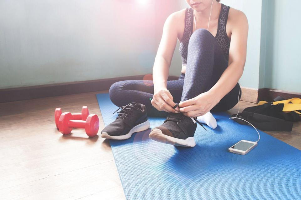 <p>You're ready to take your favorite HIIT class or to tackle speed work at the track. But surprise, the instructor is sick, or there's a track meet you didn't know about. Always have a plan B so you can adjust quickly.</p>