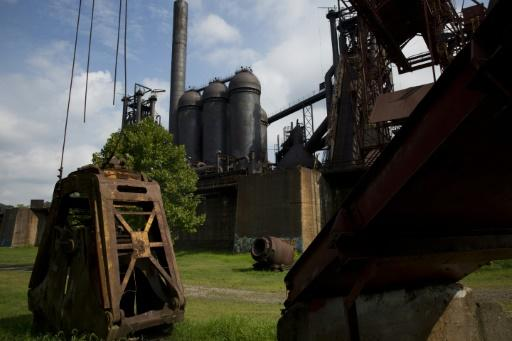 Trump orders steel imports probe in 'fight for American workers'