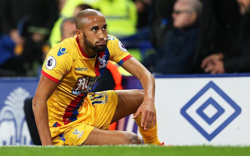 Andros Townsend - Credit: Rex Features