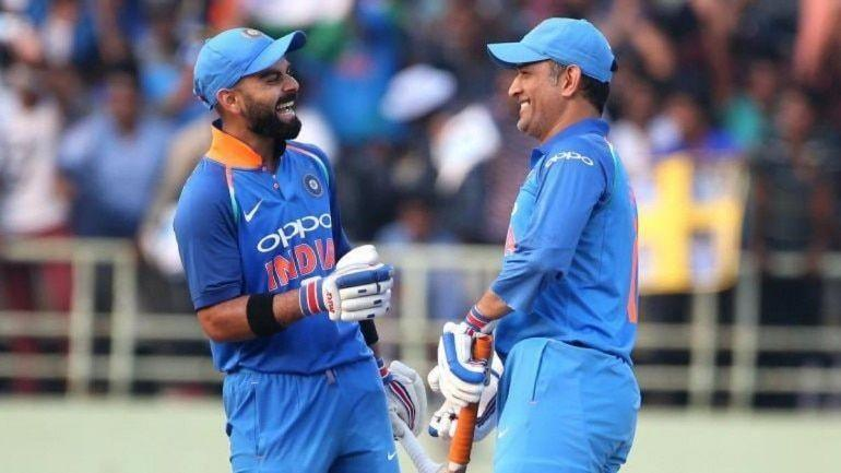 MS Dhoni has formed an incredible partnership with Virat Kohli since stepping down from captaincy