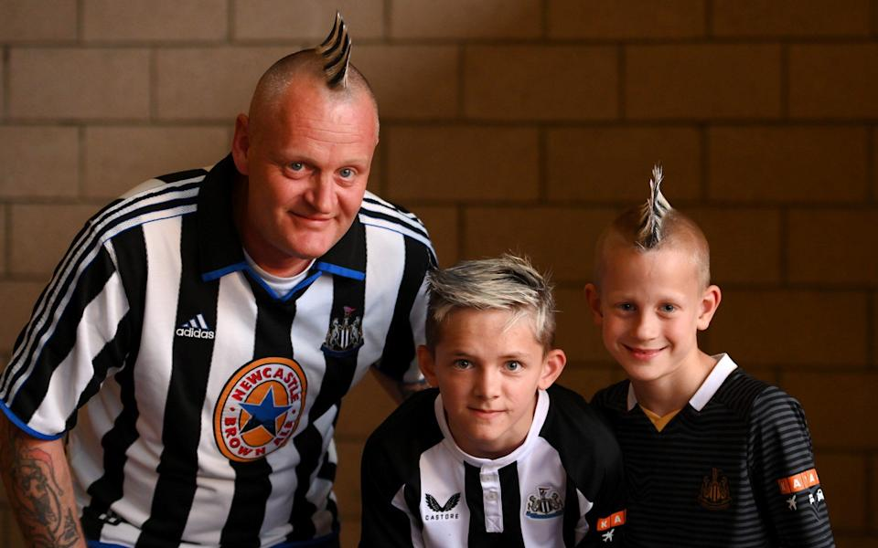 Bold haircuts - Stu Forster/Getty Images