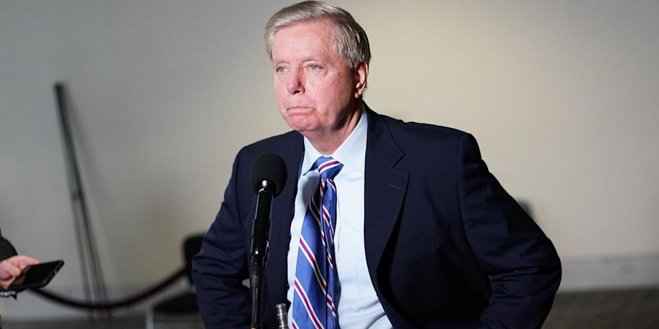 lindsey graham transition of power