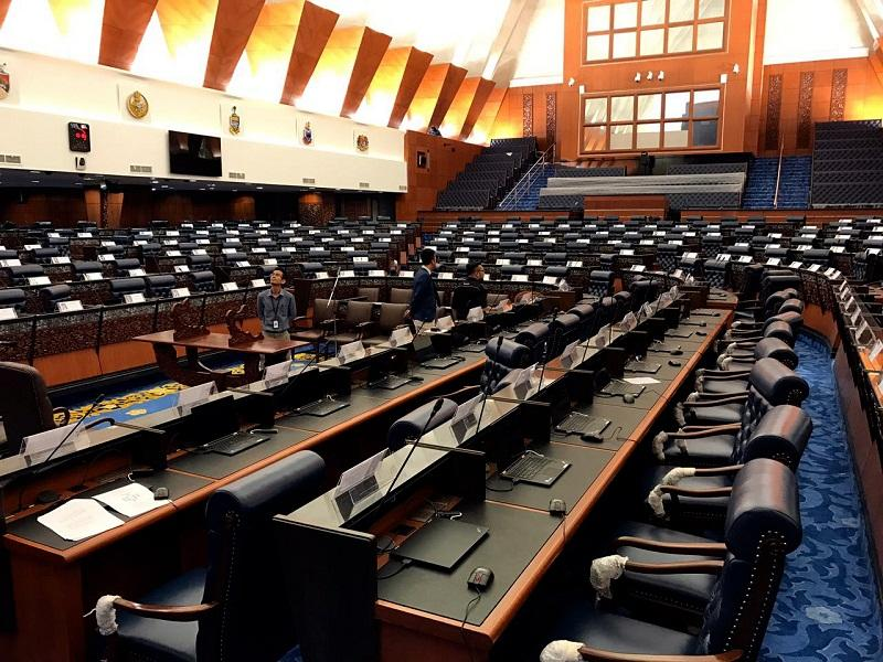 The Supply (Reallocation of Appropriated Expenditure) Bill 2018 has been approved by the Dewan Rakyat, and will now head to the Dewan Negara. — Bernama pic