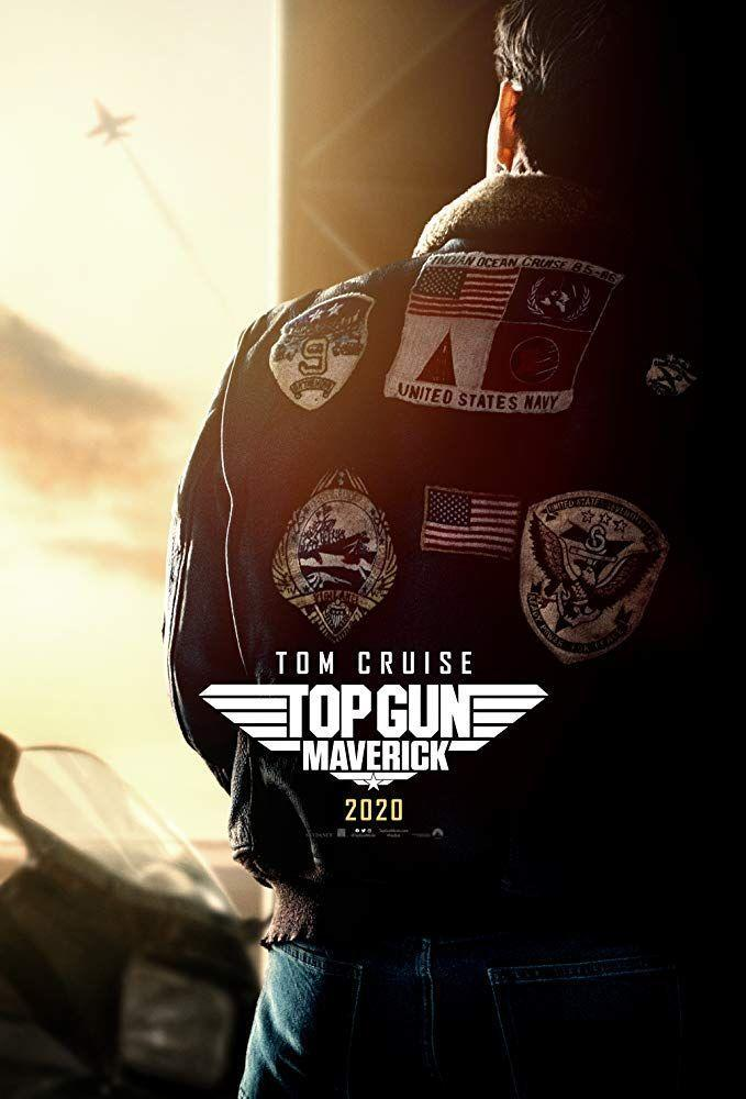 <p>It's been more than 30 years since the original <em>Top Gun </em>debuted in 1986. Now, the aging pilot (played by ageless Tom Cruise) probably has one more mission left. Or something of that sort. Who cares what it's about. Cruise actually piloted a jet for this movie. That's all you need to know.</p>