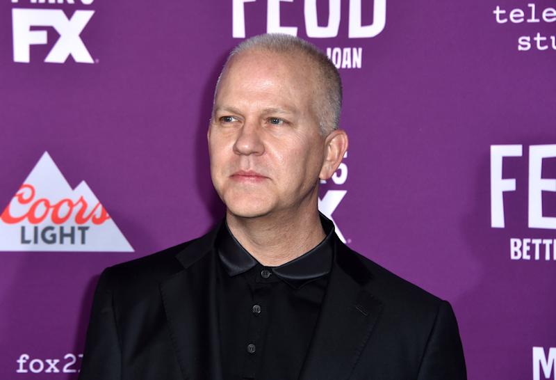"""Writer, director and producer Ryan Murphy at the premiere of """"Feud: Bette and Joan"""" in Hollywood on March 1, 2017."""