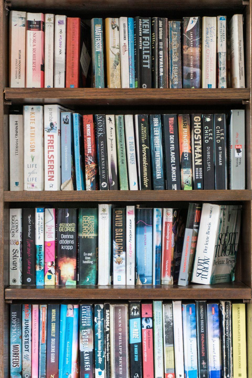 "<p>Pass on your former <a href=""https://www.goodhousekeeping.com/life/entertainment/g22749180/best-books-for-teens/"" rel=""nofollow noopener"" target=""_blank"" data-ylk=""slk:favorite beach reads"" class=""link rapid-noclick-resp"">favorite beach reads</a> to friends by holding a book swap. Or, find a <a href=""https://littlefreelibrary.org/"" rel=""nofollow noopener"" target=""_blank"" data-ylk=""slk:Little Free Library"" class=""link rapid-noclick-resp"">Little Free Library</a> — these are mini-bookshelves that pop up anywhere filled with free books to take. (P.S. Your actual library doesn't need these.)</p>"