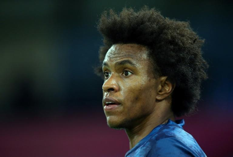 Arsenal winger Willian travelled to Dubai during the international break without the club's permission