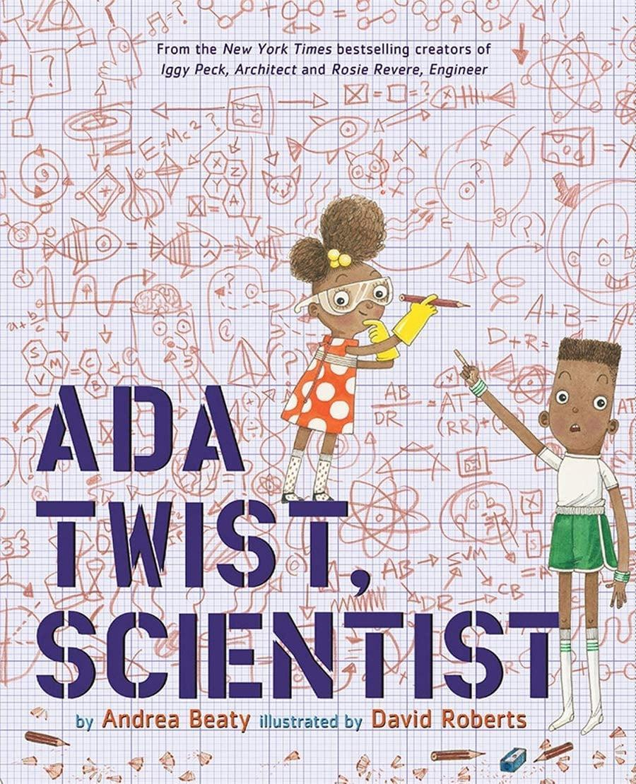 "<p>It's easy to celebrate a book that features a young Black girl who loves science. Plus, <b><a href=""https://www.popsugar.com/buy/Ada-Twist-Scientist-579392?p_name=Ada%20Twist%2C%20Scientist&retailer=amazon.com&pid=579392&evar1=moms%3Aus&evar9=47521156&evar98=https%3A%2F%2Fwww.popsugar.com%2Fphoto-gallery%2F47521156%2Fimage%2F47521540%2FAges-2-4-Ada-Twist-Scientist&prop13=api&pdata=1"" class=""link rapid-noclick-resp"" rel=""nofollow noopener"" target=""_blank"" data-ylk=""slk:Ada Twist, Scientist"">Ada Twist, Scientist</a></b> ($10) is very fun and playful to read.</p>"