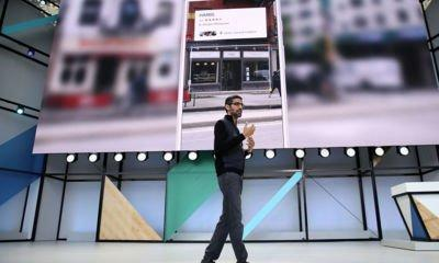 Google reveals object identification software using phone camera