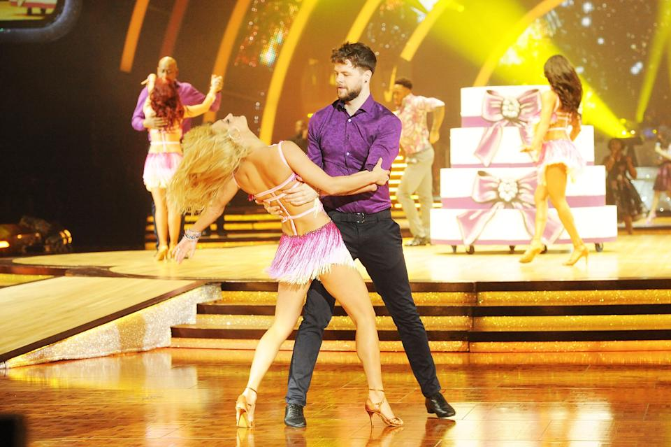 When the 2015 contestants were first announced, no one would have tipped Jay for victory, particularly after he continuously played down his dancing abilities.<br /><br />Cut to a couple of months later, though, and that Glitter-ball trophy was his.