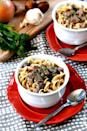 "<p>Beef, noodles, and sauce is happiness in a bowl.</p><p>Get the recipe from <a href=""http://www.carlsbadcravings.com/slow-cooker-beef-stroganoff-soup/"" rel=""nofollow noopener"" target=""_blank"" data-ylk=""slk:Carlsbad Cravings"" class=""link rapid-noclick-resp"">Carlsbad Cravings</a>.</p>"