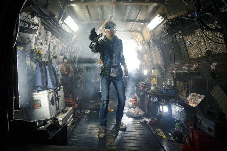Backlash... the reception for Spielberg's new movie Ready Player One has been a little polarising - Credit: Warner Bros