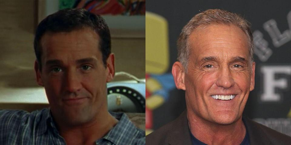 """<p>Mitch, the best TV dad ever, who once advised Dawson, """"Sex is a big part of who we are as human beings"""" (season one, episode one), held many jobs in Capeside, including guidance counselor and co-owner of Leery's Fresh Fish. These days, he can be found playing Jay Garrick (Dr. Henry Allen) on The CW's <em>The Flash</em>. You but you also may have seen him in <em>Teen Wolf</em> and <em>One Life to Live—</em>and he still regularly acknowledges his Dawson's roots.</p>"""